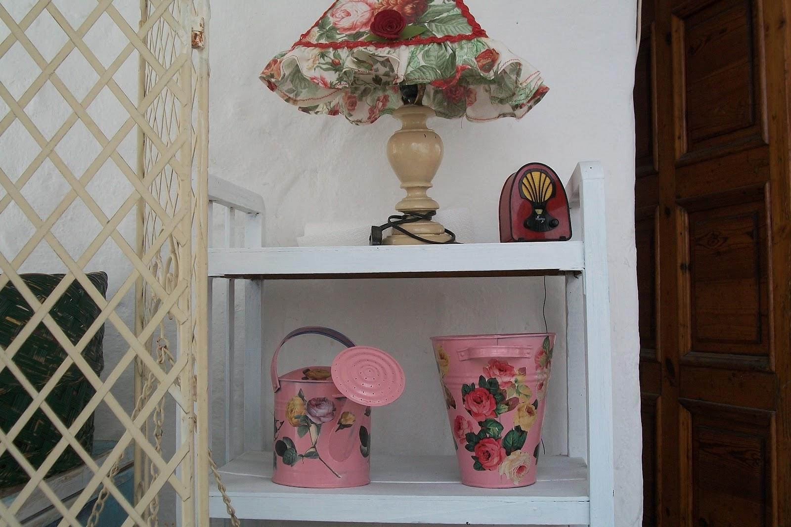 La casa di rory la mia veranda rifatta riciclando for Regalo mobili vecchi