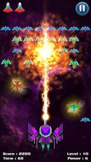 Download Galaxy Attack: Alien Shooter Mod v2.2 Apk4