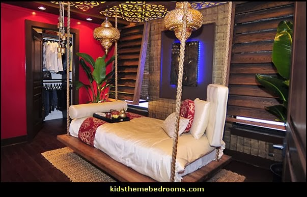Decorating theme bedrooms maries manor chinese for Exotic bedroom decor