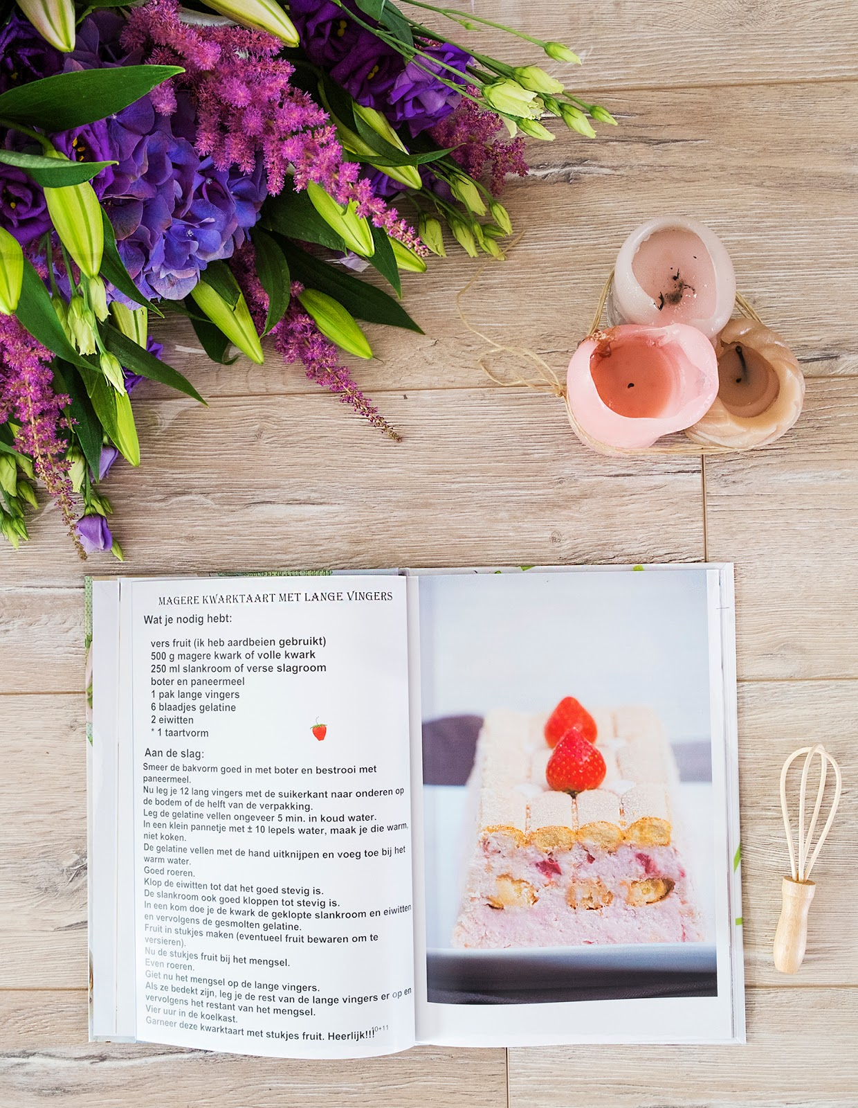 Verbazingwekkend Hoe maak je zelf een kookboek - Persoonlijk – ElsaRblog BE-09