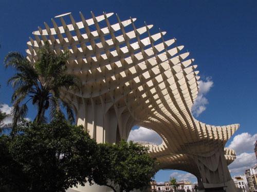 Metropol Parasol, Sevilla