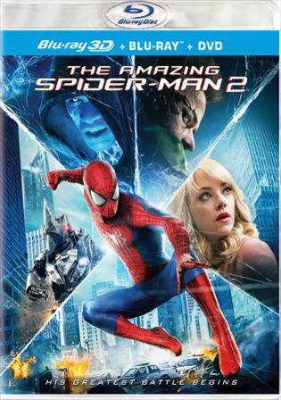 The Amazing Spider-Man 2 2014 BRRip 450MB Hindi Dual Audio 480p Watch Online Full Movie Download bolly4u
