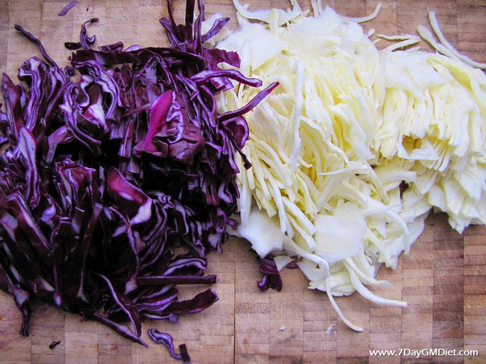 Lose Weight with Red Cabbage Soup