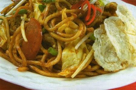 Resep Cara Membuat Mie Aceh - Resep Masakan Spesial