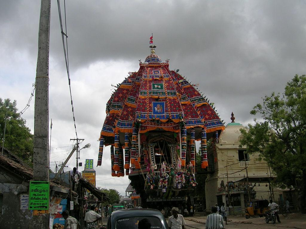 tamilnadu tourism thyagaraja temple thiruvarur festivals. Black Bedroom Furniture Sets. Home Design Ideas