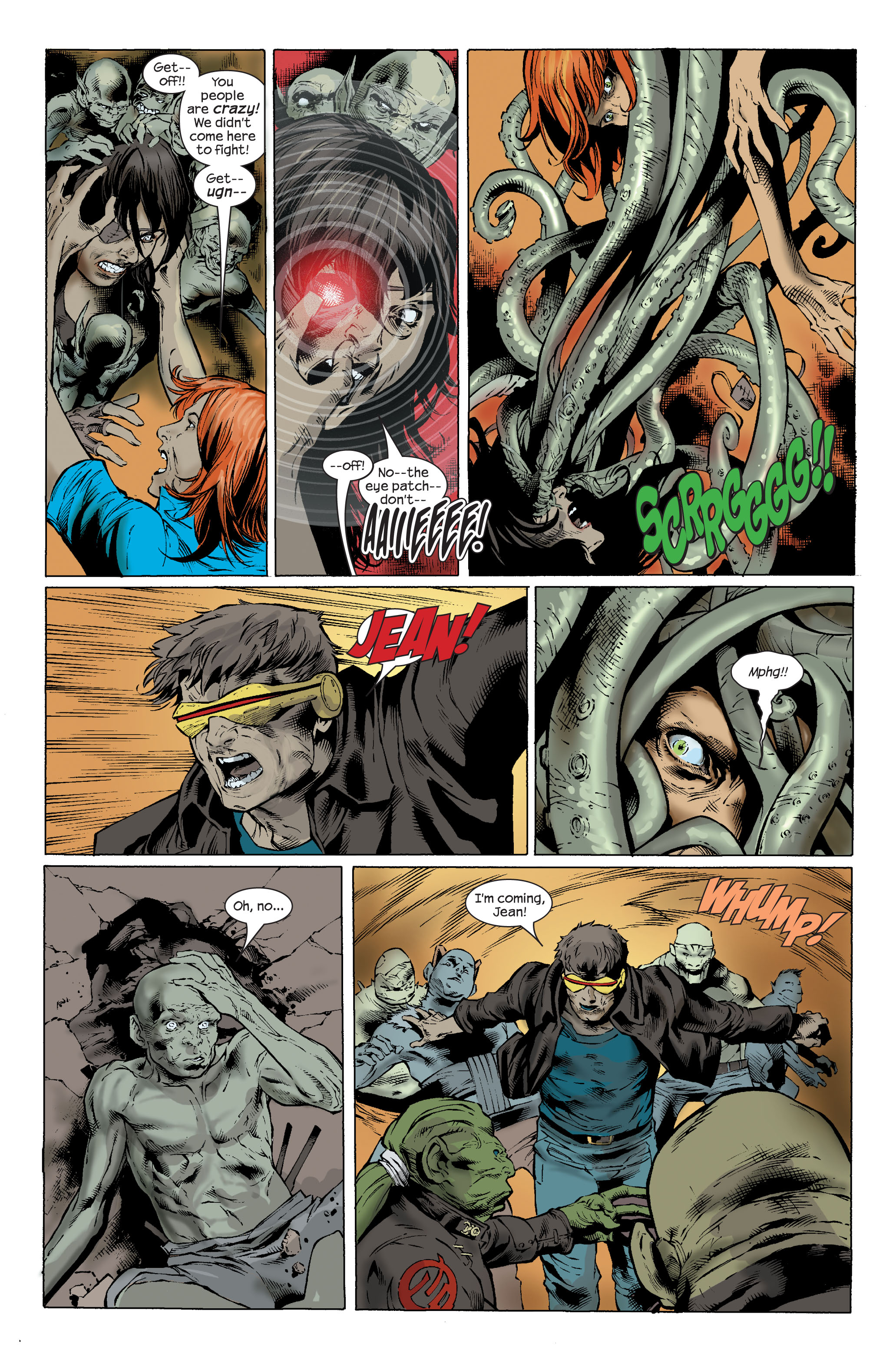 Read online Ultimate X-Men comic -  Issue #83 - 12