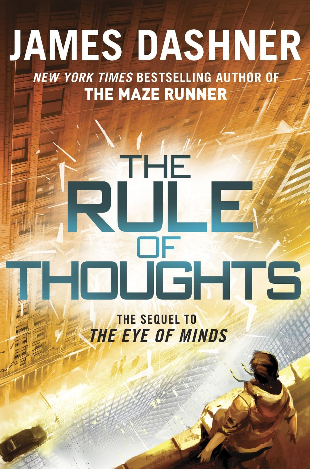 The Rule Of Thoughts James Dashner cover The Mortality Doctrine