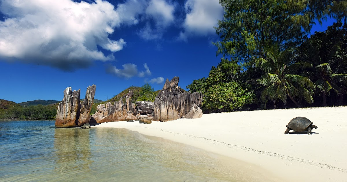 Best things about Seychelles