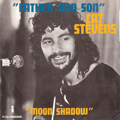Musica serie 45 giri : Cat Stevens – Father And Son (1970)