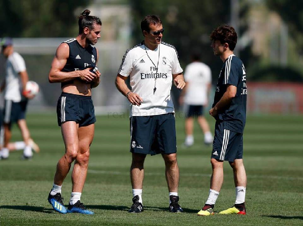 لماذا اختار ريال مدريد جولين لوبيتيجي مدربا له خلفا لزيدان