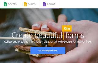Masuk ke web Google Form