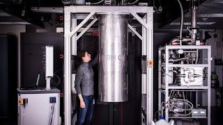 IBM revela el prototipo de su primer procesador comercial de computación cuántica