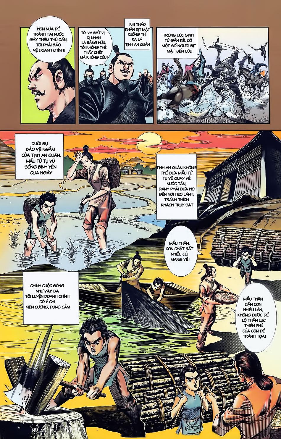 Tần Vương Doanh Chính chapter 2 trang 5
