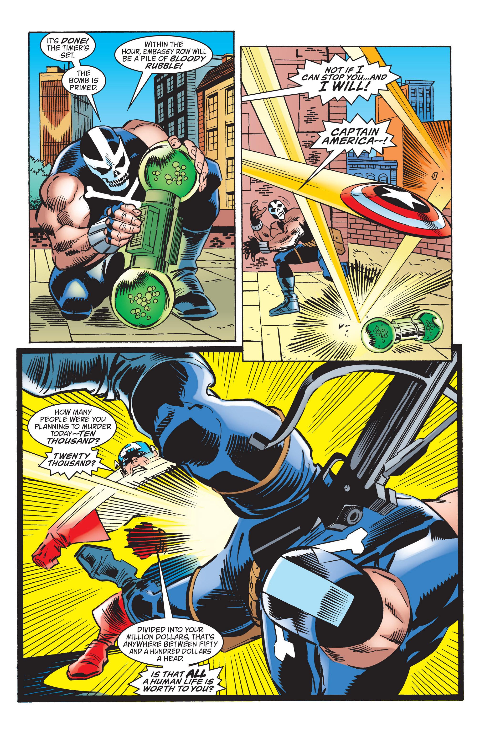 Captain America (1998) Issue #24 #30 - English 16