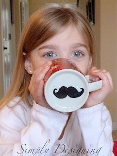 mugs+04 Christmas Kid Craft: Funny Mugs 8