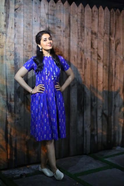 Hyper Heroine Raashi Khanna New HD Stills