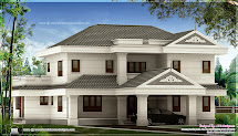 2 Luxury House Elevations Designers Kannur Home