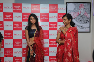 Telugu Actress Bhanu Sri Stills in Lehenga Choli at Anoo's Salon Launch at Ongole  0025.jpg