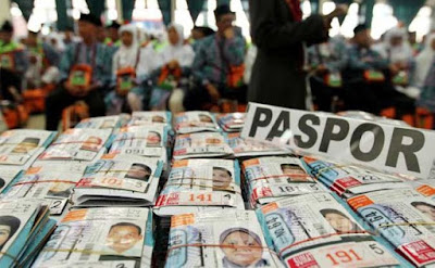 Kantor Imigrasi Ambon Terbitkan 695 Papor Haji