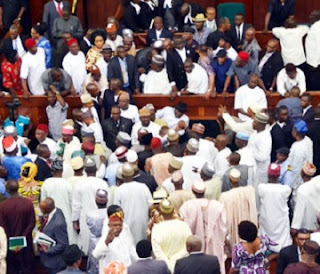 Fuel Hike: Reps In Rowdy Session, Blocks Kachikwu From Plenary