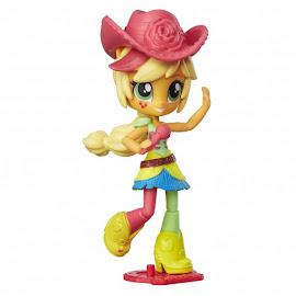 MLP Equestria Girls Minis Rainbow Rocks Rockin' Singles Applejack Figure