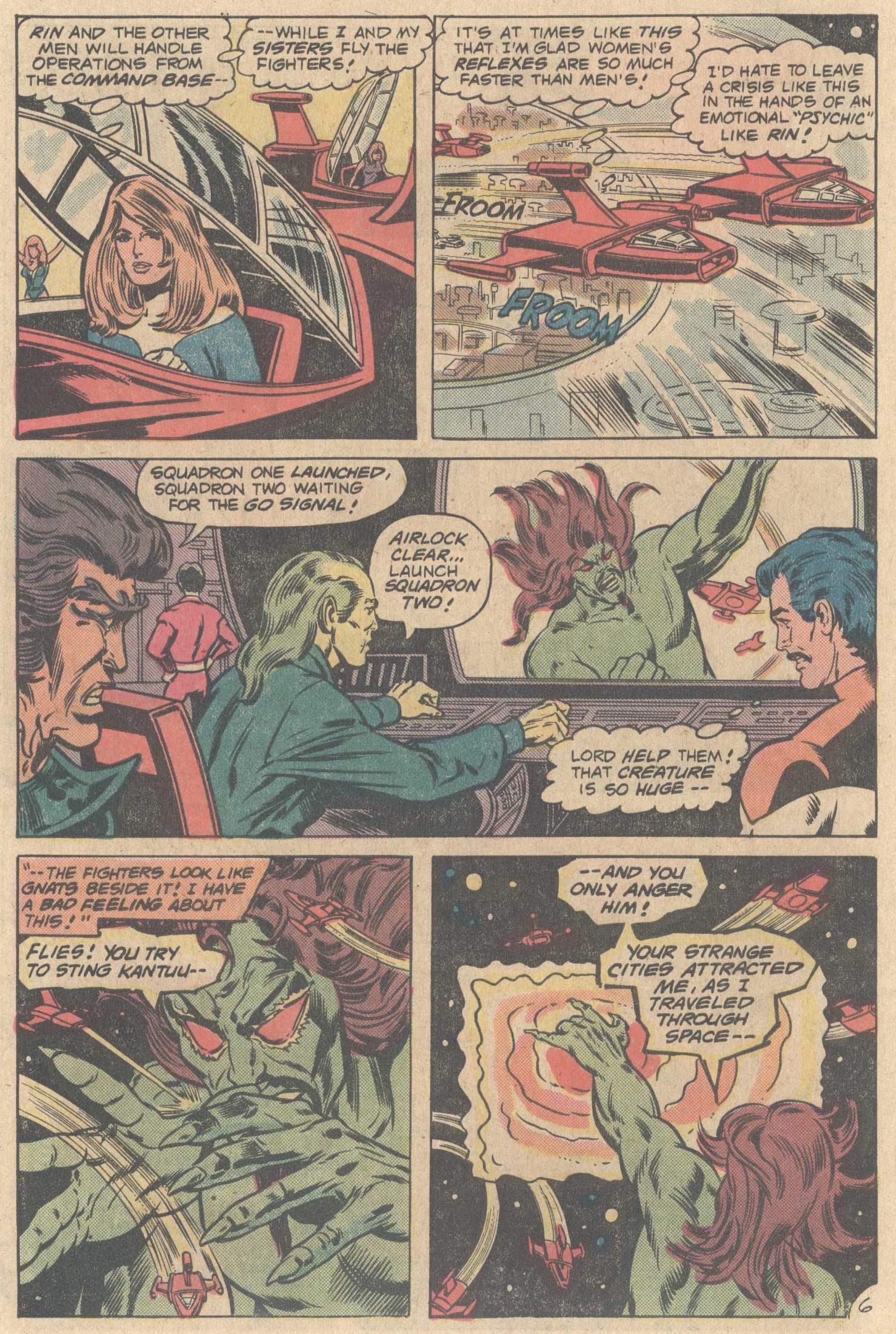 Legion of Super-Heroes (1980) 267 Page 9