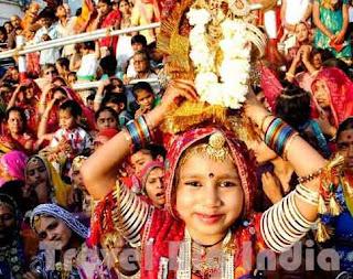 Mewar Festival Travel big India