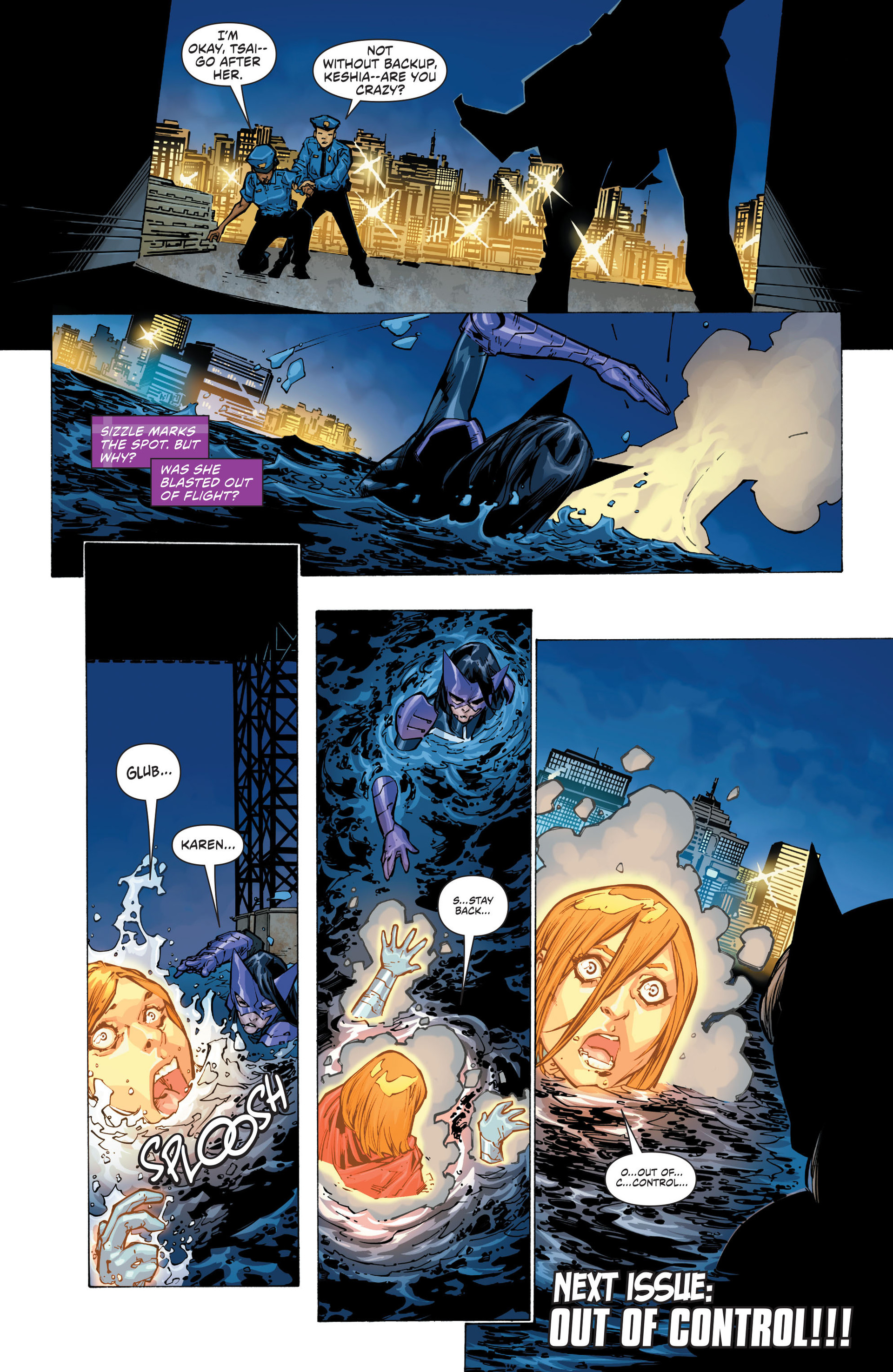 Read online Worlds' Finest comic -  Issue #17 - 21