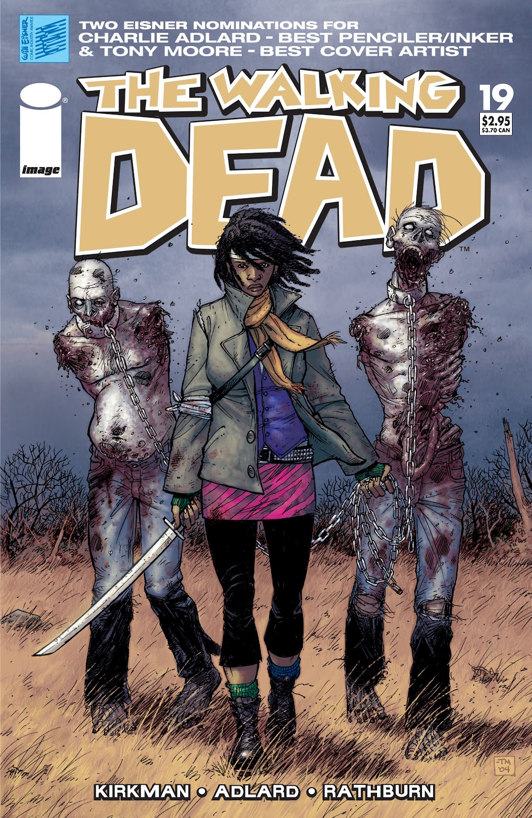 The Walking Dead issue 19 - Page 1