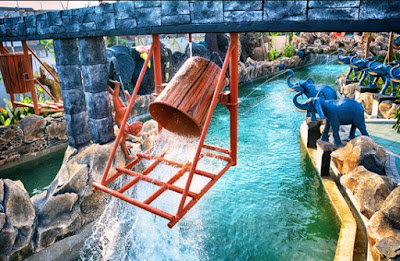 Wonderland Adventure Waterpark Karawang