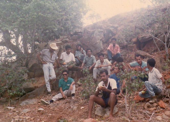 Jose Samala-Rua - Kompaneirus klandestina - Dezembru 1989