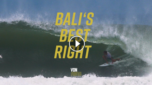 IS THIS THE BEST RIGHT IN BALI VON FROTH EPISODE 11