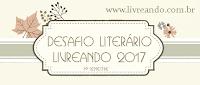 desafio literário livreando 2017 banner