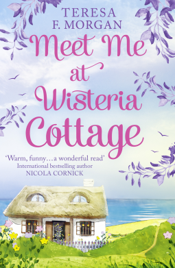 Fabulous Book Fiend: Guest Review: Meet Me At Wisteria Cottage by