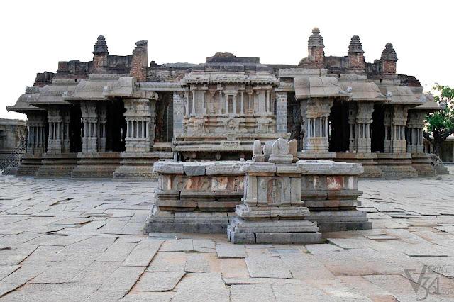 Vitthala Temple, Hampi - Vijayanagara temples