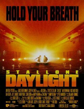 Poster Of Daylight 1996 Hindi Dual Audio 500MB BRRip 720p ESubs HEVC Free Download Watch Online downloadhub.in