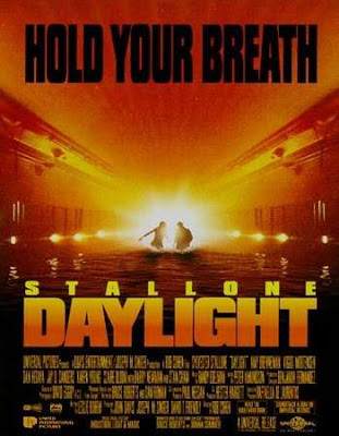 Poster Of Daylight In Dual Audio Hindi English 300MB Compressed Small Size Pc Movie Free Download Only At worldfree4u.com