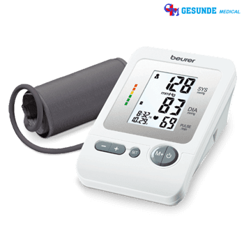 Alat Ukur Tekanan Darah Dan Detak Jantung Digital