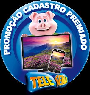 Promoção Cadastro Premiado Tele -Sena