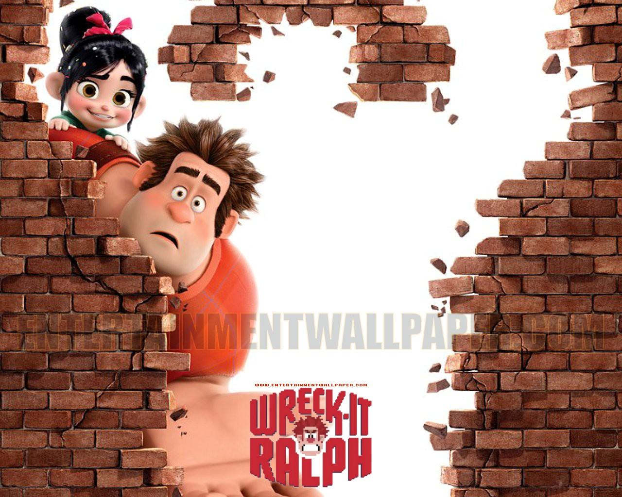 Nonton Film Wreck It Ralph (2012)