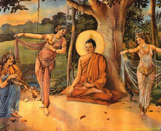 Đạo Phật Nguyên Thủy - Kinh Tiểu Bộ - Trưởng lão ni Badumavati