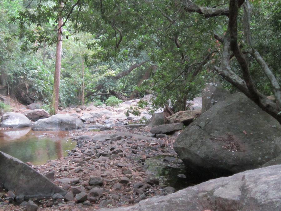 Tourist spot near Trivandrum city