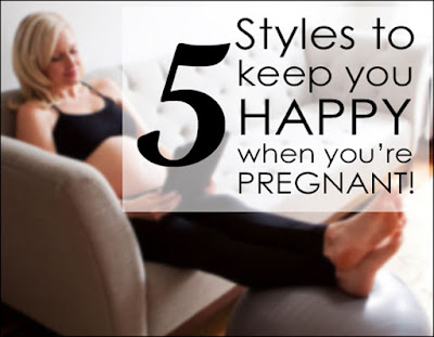 Alegria Shoe Shop - 5 Styles to Keep You Happy When You're Pregnant