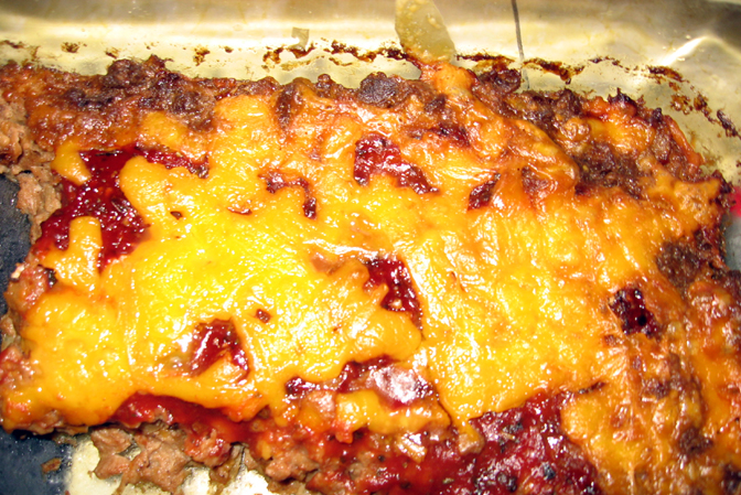 The Potluck Vegetarian Pat Fine S Vege Cheese Burger Loaf