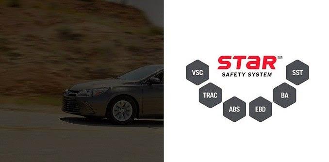 cam 2015 toyota tan cang 9 - 10 hệ thống an toàn vượt trội trên Toyota Camry 2021