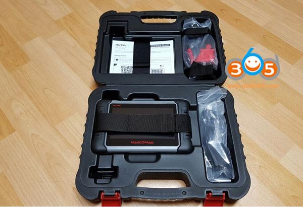 Autel-mk808-распаковка-3