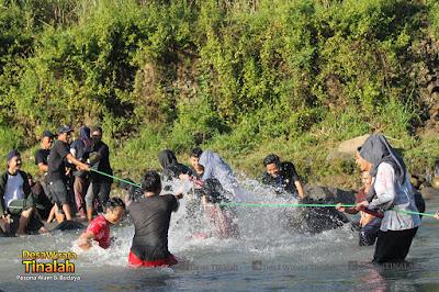Pusat Studi Lingkungan dan Penanggulangan Bencana (PSLPB) Universitas Ahmad Dahlan - outbound desa wisata tinalah yogyakarta