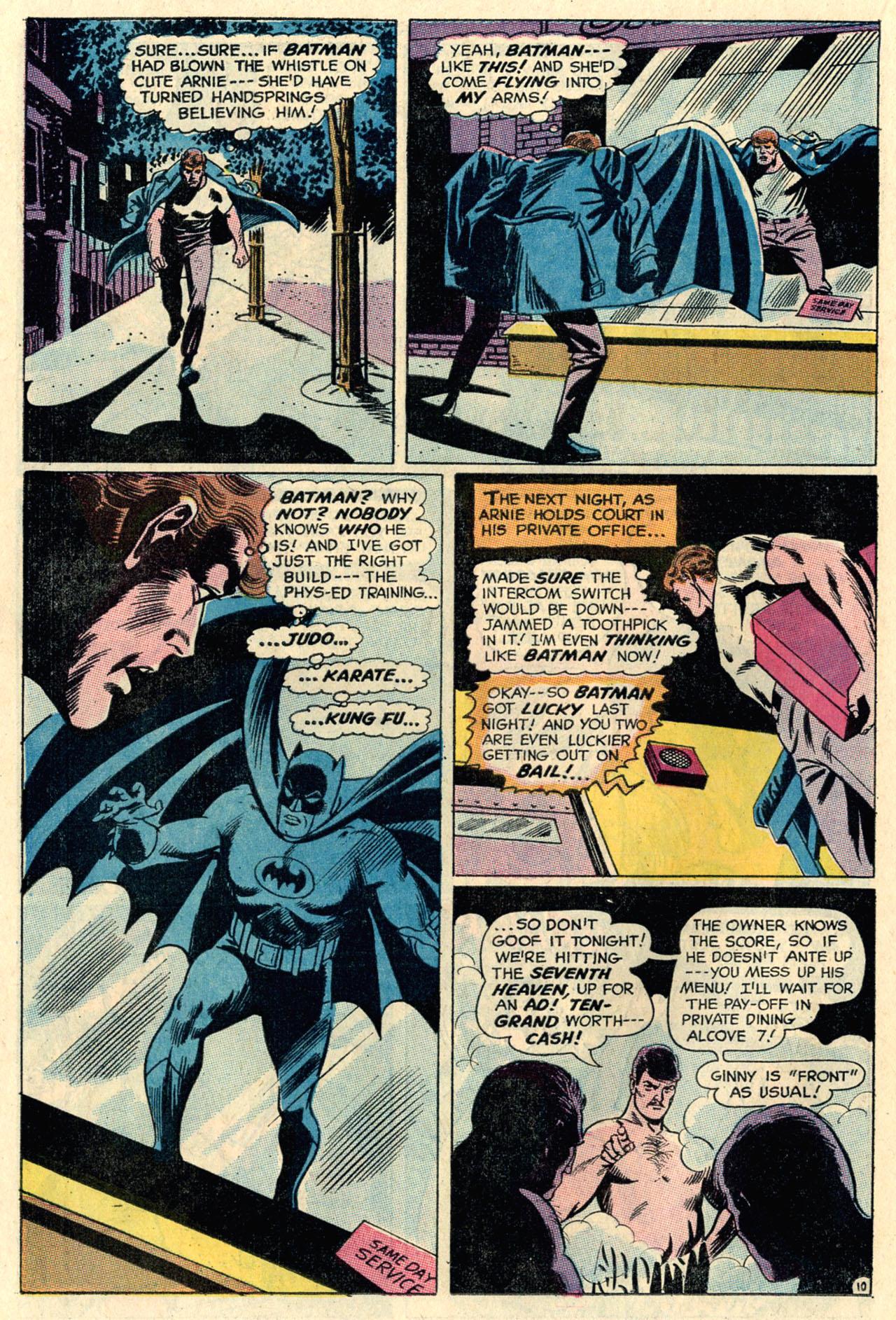 Detective Comics (1937) 391 Page 13