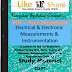 Electrical and Electronic Measurements and Instrumentation PDF Study Materials cum Notes
