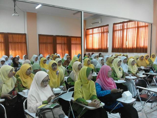 Baitul Arqam Penguatan Ideologi Muhammadiyah Guru TK ABA Se-Jember